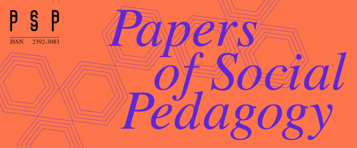 Papers of Social Pedagogy